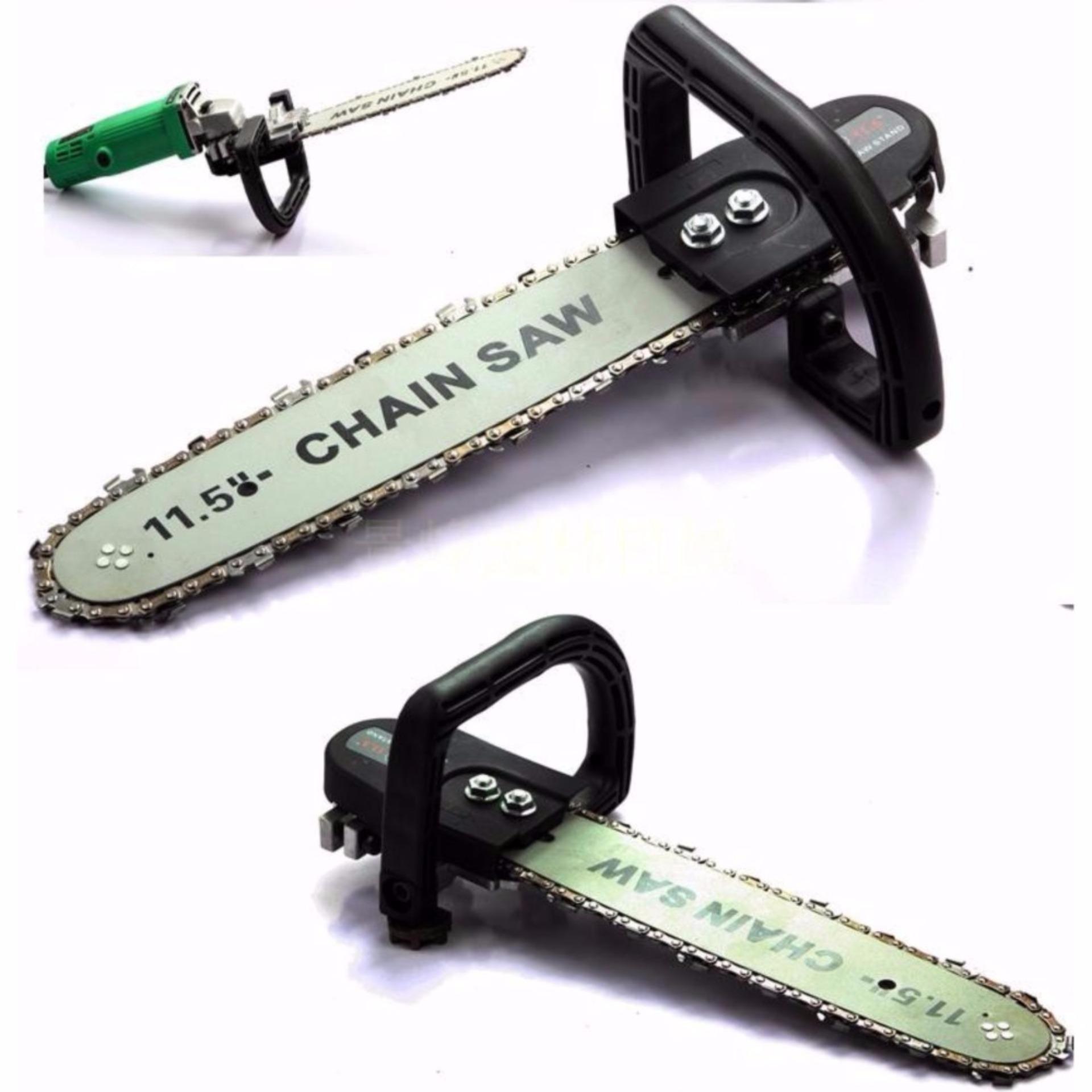 Lam Xích Lắp Máy Mài Góc Cầm Tay  - sử dụng cho máy cưa gỗ mini giá rẻ