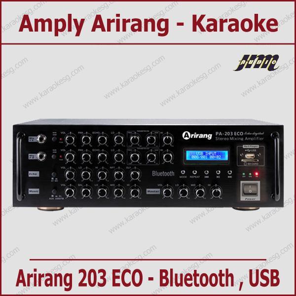 Amply Arirang PA 203 ECO