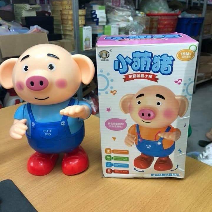 Hình ảnh Lợn biết hát. biết nhảy