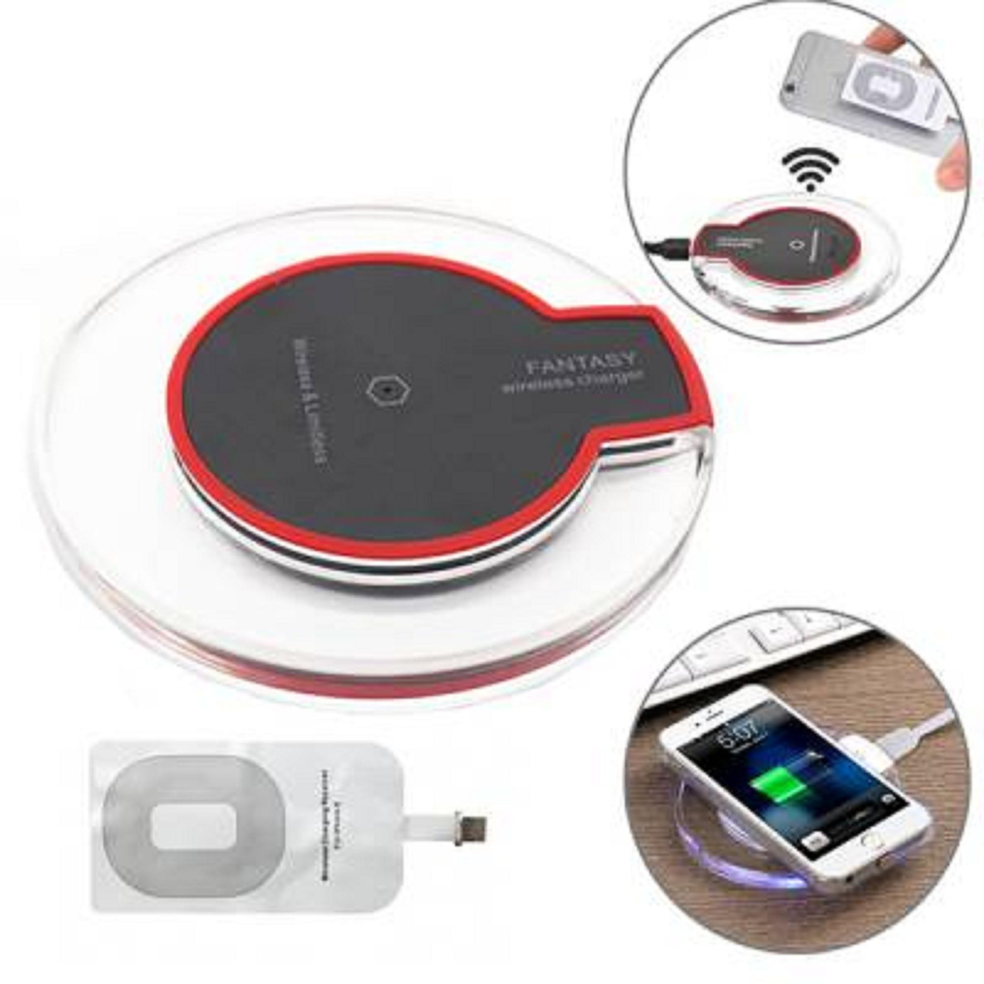 Hình ảnh Sạc không dây Fantasay cho IPhone (Bao gồm đĩa sạc, bo mạch, cáp sạc)