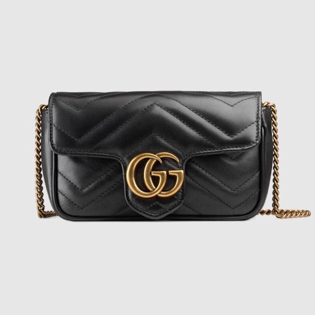 Hàng mới về_Túi xách Gucci Marmont đủ màu