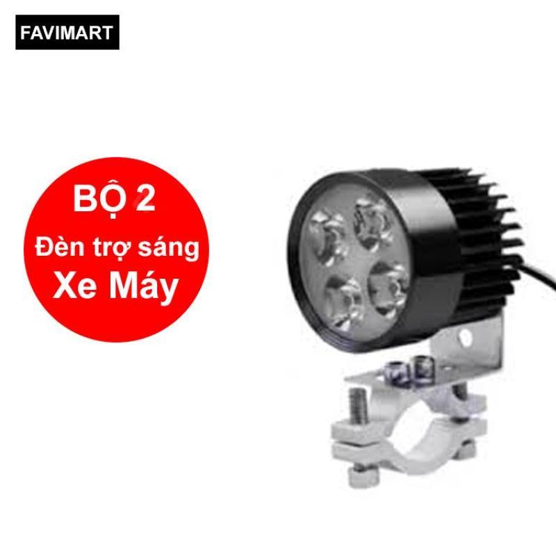 Bảng giá Bộ  2 Đèn trợ sáng xe máy FAVI FA41102