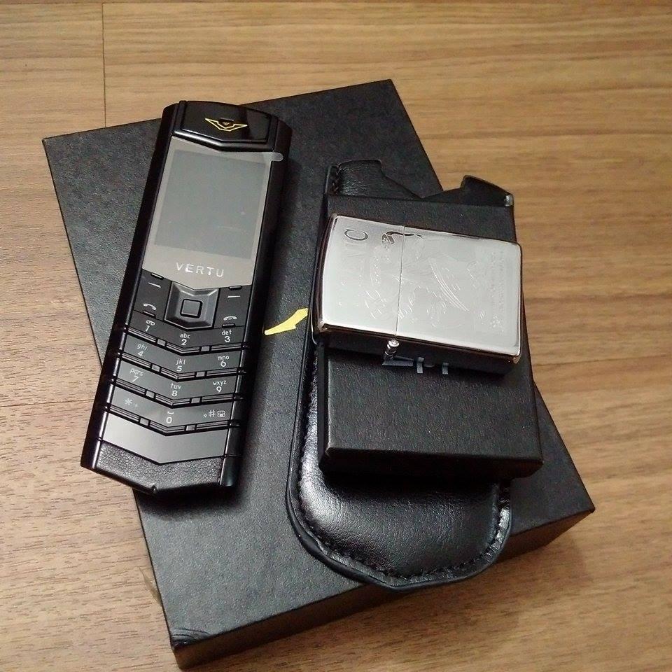 Hình ảnh Điện thoại siêu sang đảng cấp doanh nhân, ( tặng zipo mỹ cao cấp) fullbox