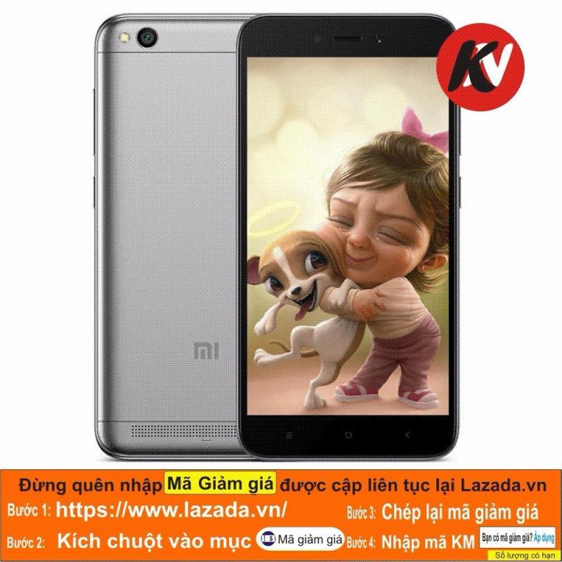 Xiaomi Redmi 5A -16GB Ram 2GB ( Grey ) - Hàng nhập khẩu