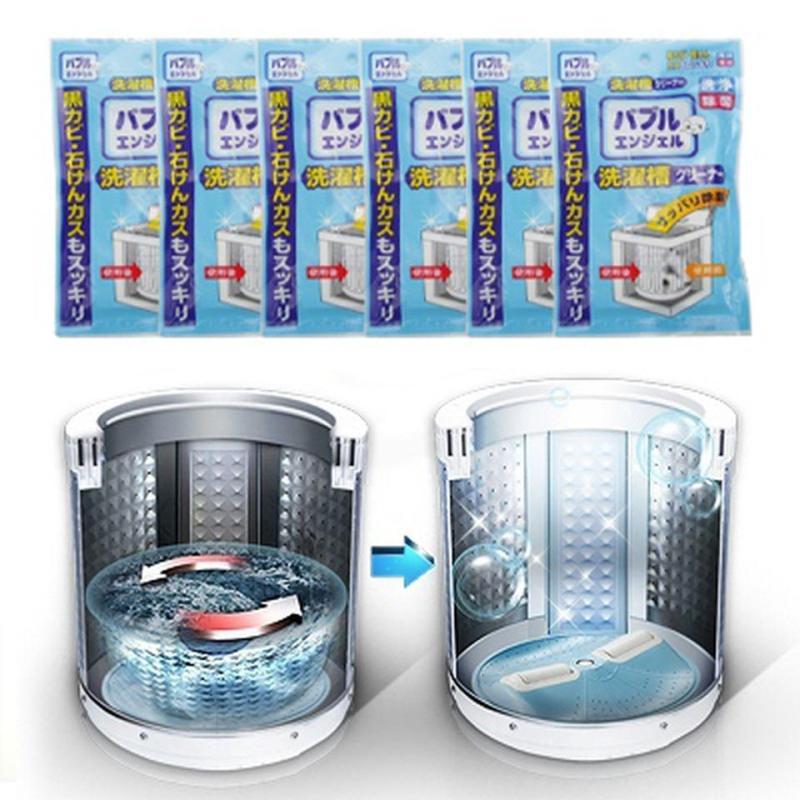 Bột tẩy lồng máy giặt Nhật Bản