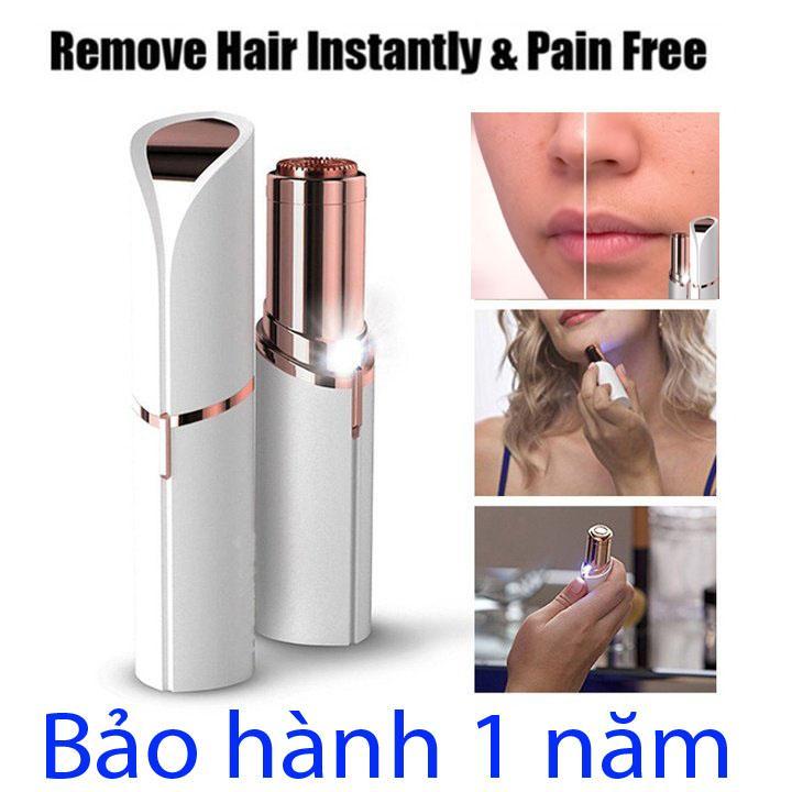 Hình ảnh Máy tẩy lông mặt cầm tay cao cấp Removal Hair Removal Infrared Flawless