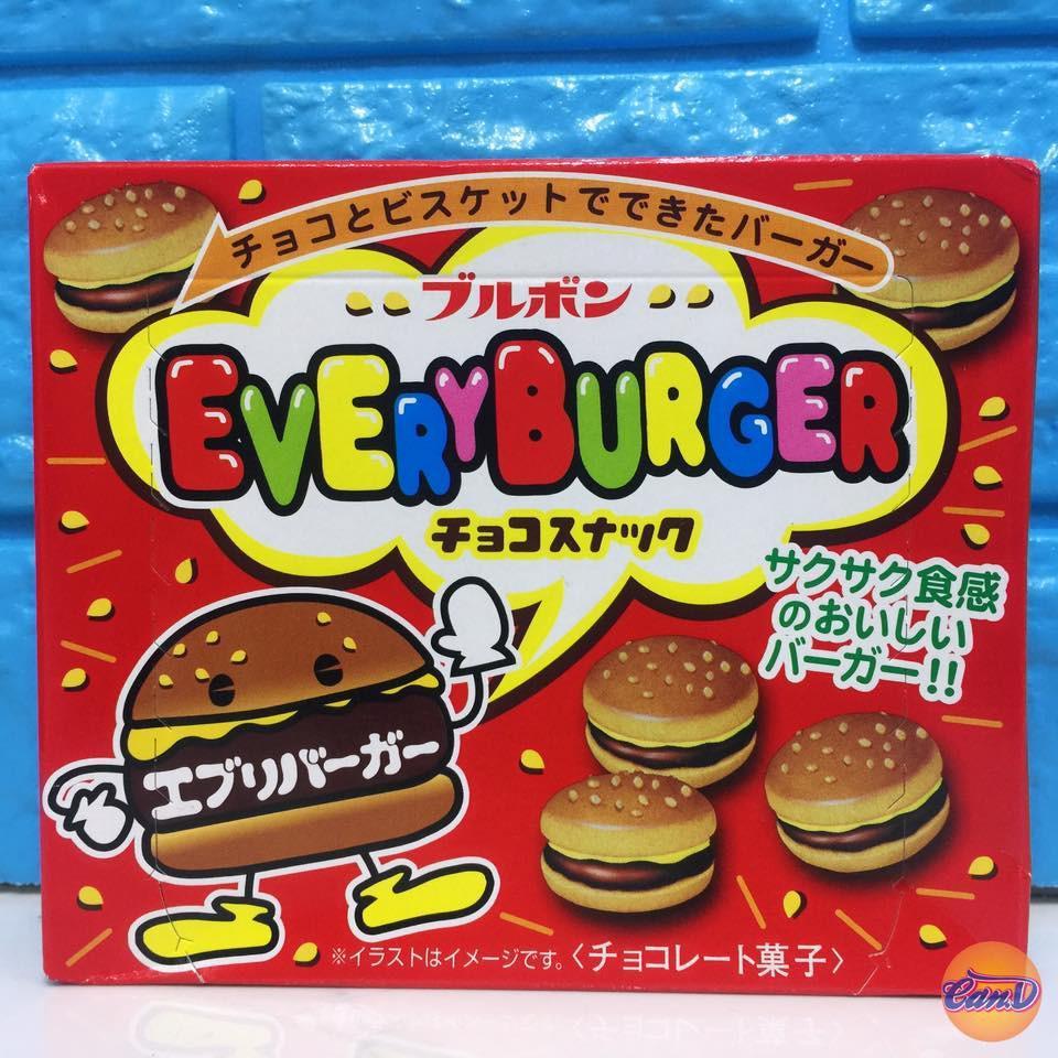 Hình ảnh Bánh Everyburger Chocolate