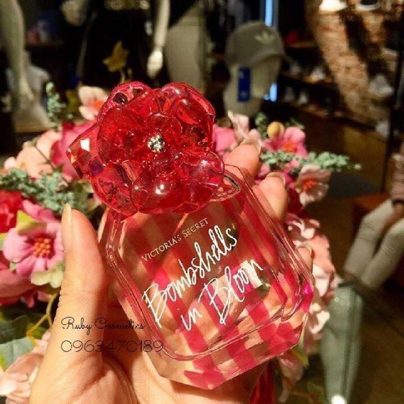 Nước Hoa Victoria Secret Bombshells In Bloom (50ml)