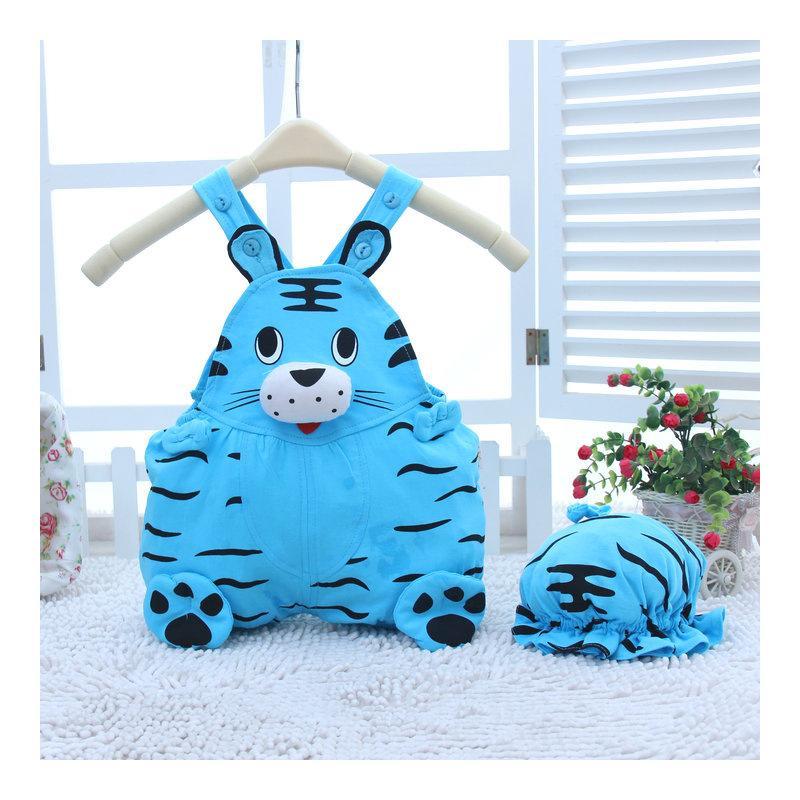 Hình ảnh Bộ đồ con hổ dễ thương cho bé M85