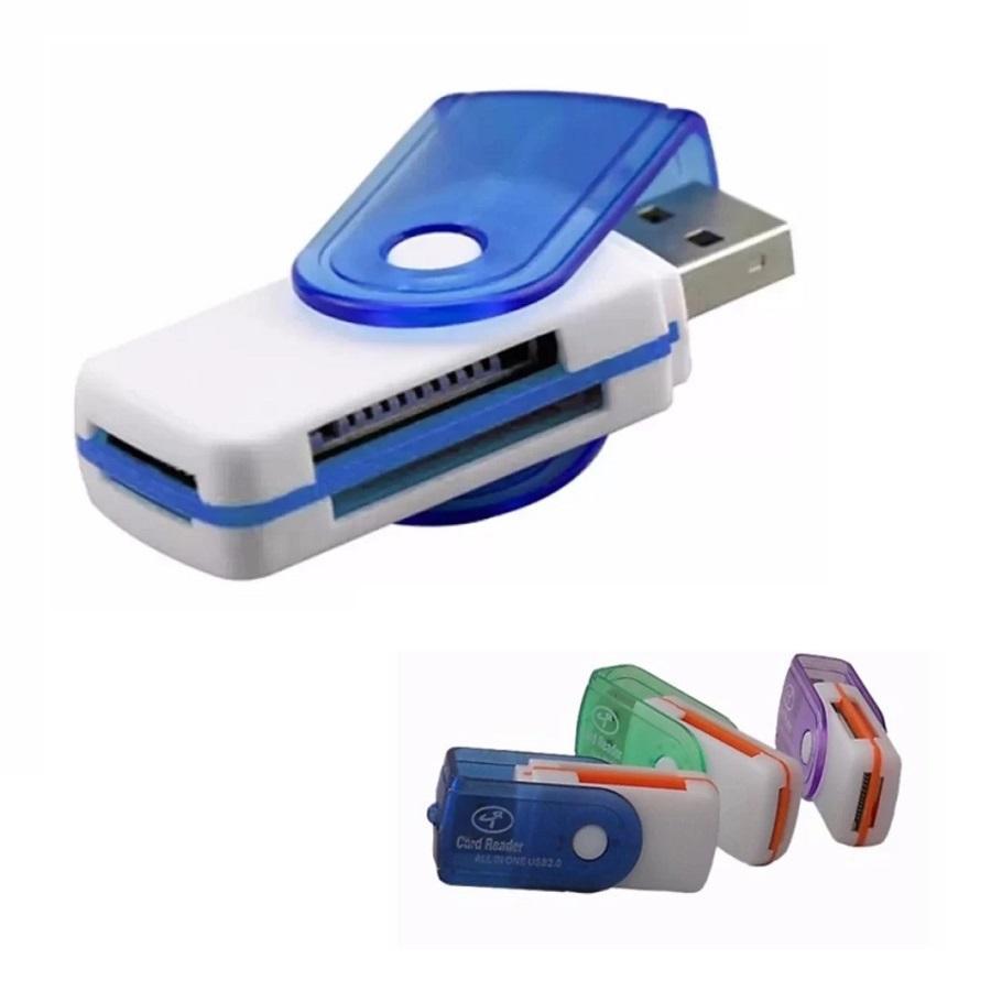 Đầu đọc thẻ nhớ đa năng (SD, MicroSD, M2, Memorystick Duo, ...)