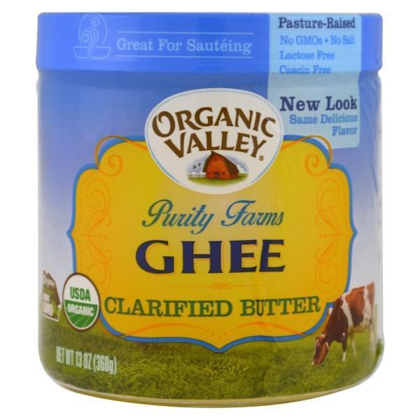 Hình ảnh Bơ ghee hữu cơ Organic Valley Mỹ