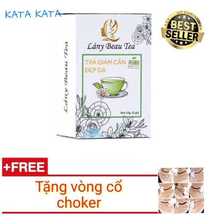 Ôn Tập Tra Giảm Can Đẹp Da Lany Beau Tea Liệu Trinh 15 Ngay Tặng Vong Đeo Cổ Choker