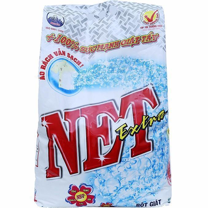 Bán Bột Giặt Net Extra 6Kg Mới