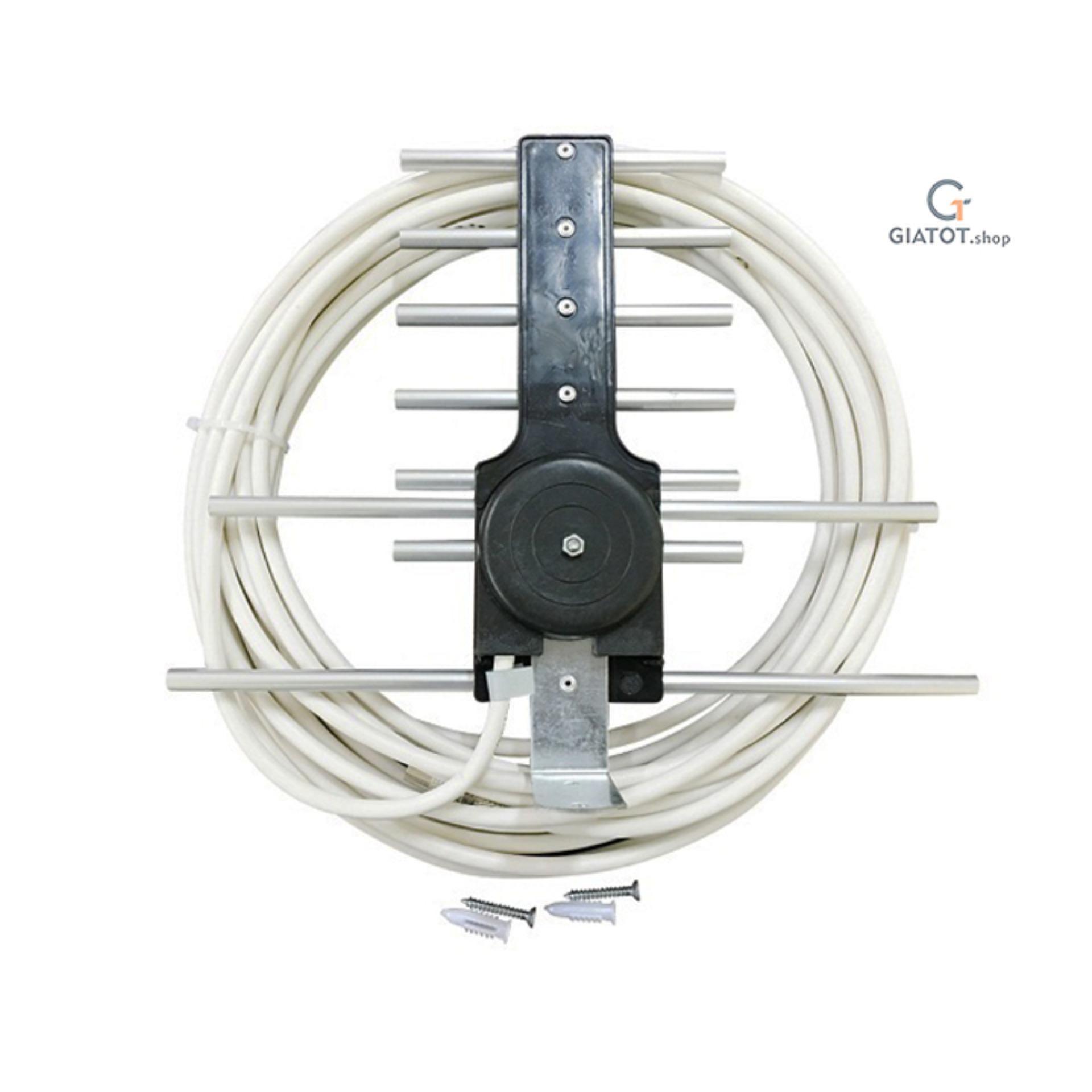 Hình ảnh Anten thông minh thu sóng DVB T2 + 15m dây cáp