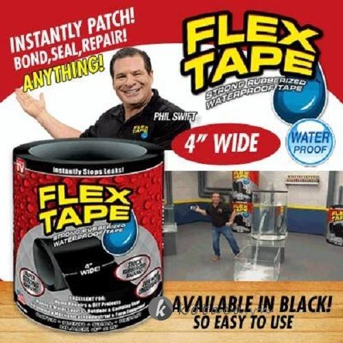 Miếng vá thông minh Flex Tape chống nước tuyệt đối