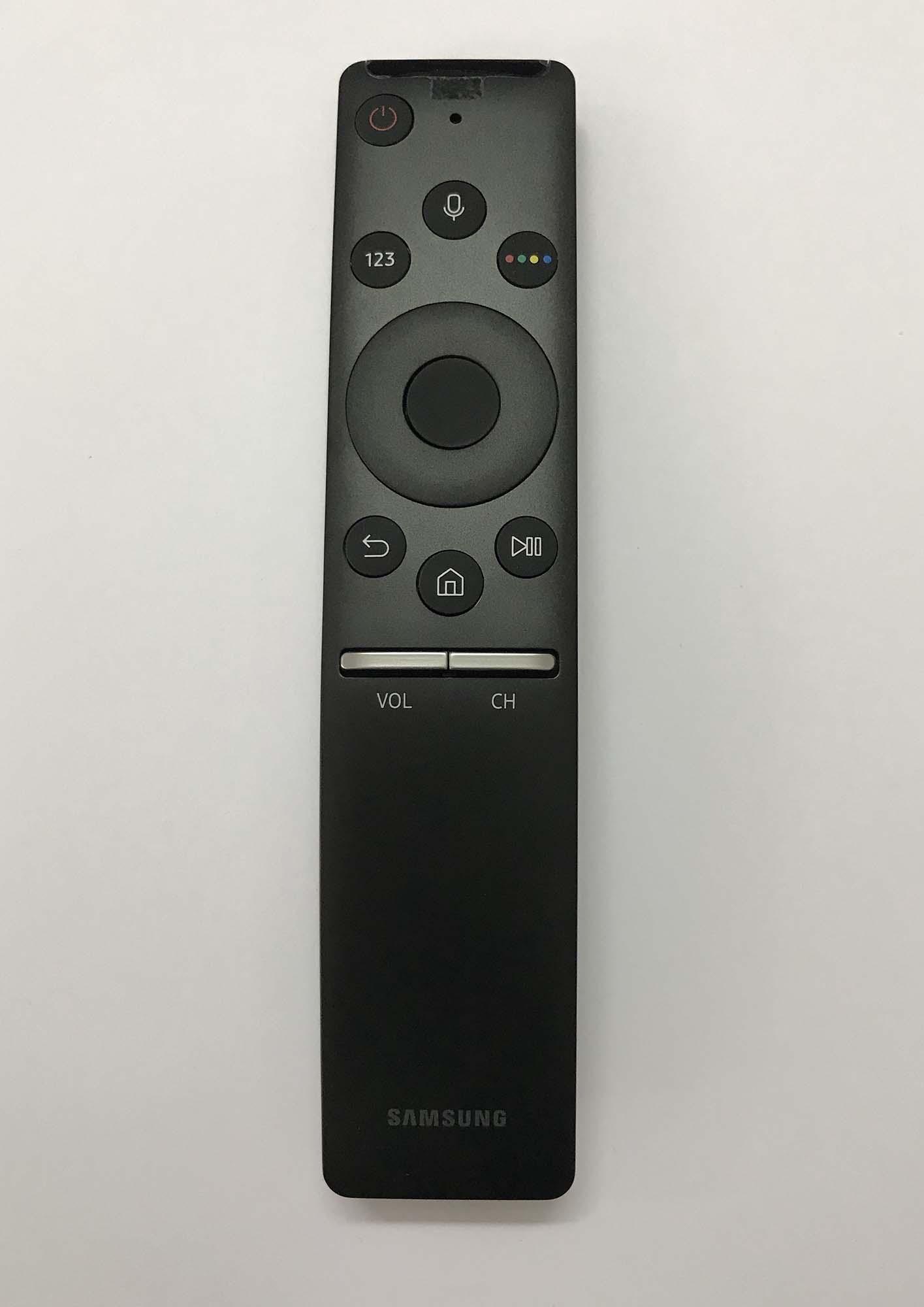 Hình ảnh Điều khiển tivi Samsung smart dòng MU - (đen)