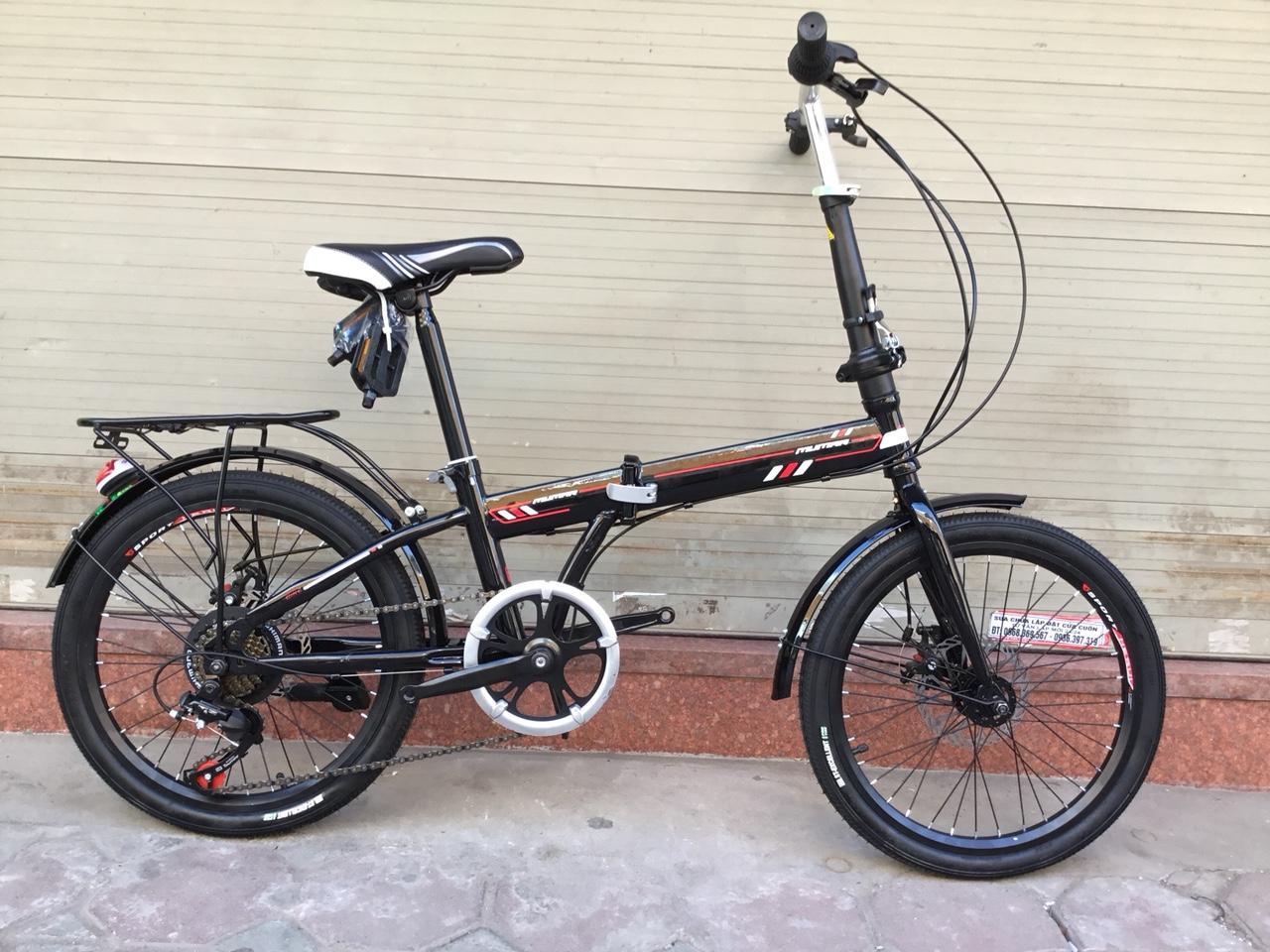 xe đạp gấp MUMAR