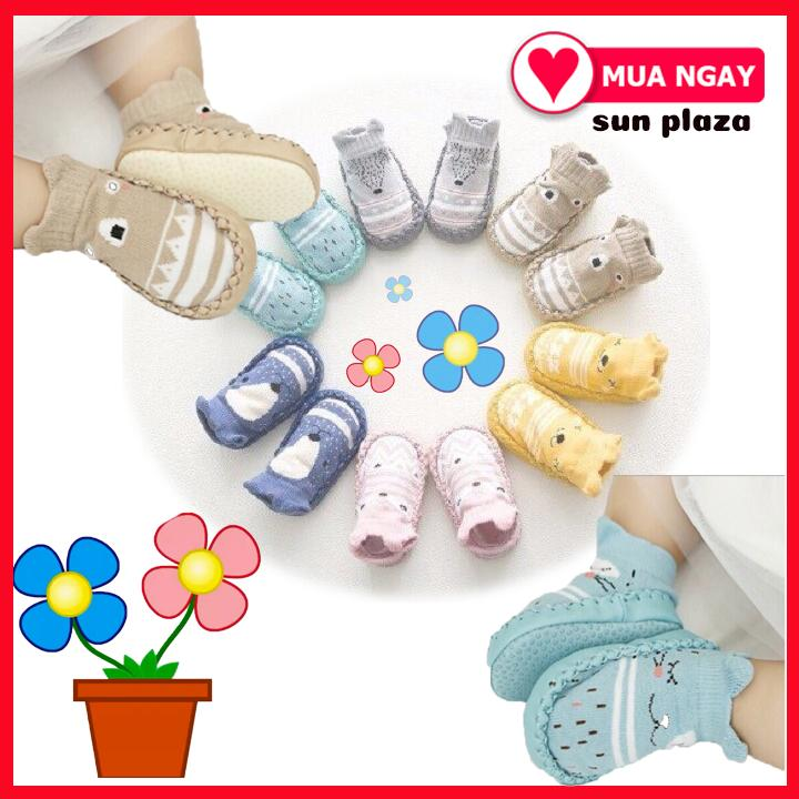 Giày, vớ tập đi có chống trượt cho bé - ( Ngoài ra shop còn có tất lưới cực xinh và tất kid's cho bé ...)