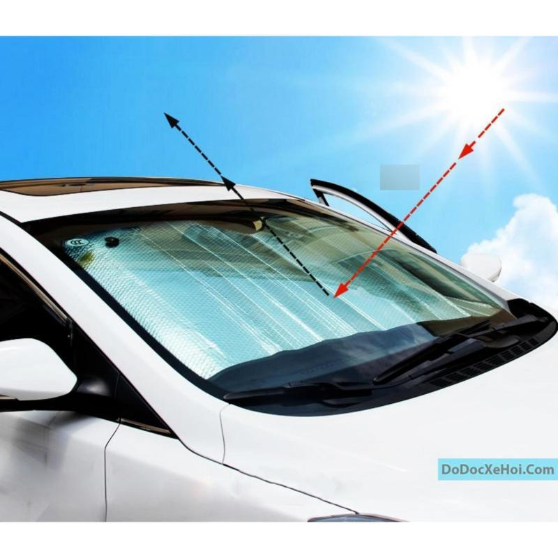 Tấm che nắng kính trước ( Trong xe)