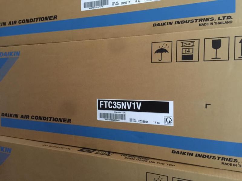 Bảng giá Daikin FTC35NV1V