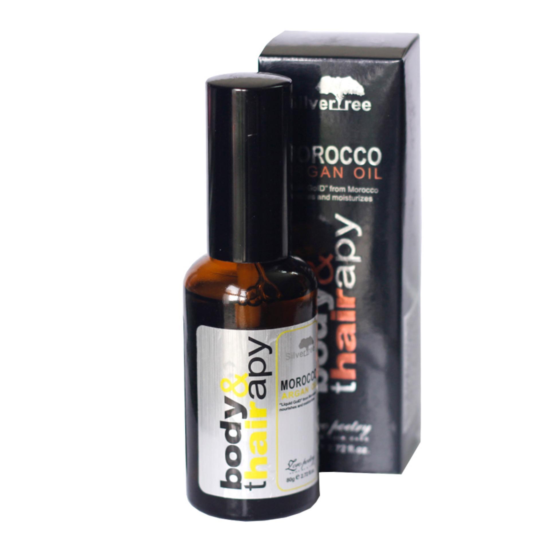 Tinh dầu Morocco dưỡng tóc mềm mượt chiết xuất từ quả Argan tốt nhất