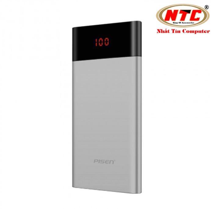 Chiết Khấu Pin Sạc Dự Phong Pisen Lcd Ts D212 10000Mah 2 Cổng Output Version 2 Model 2018 Pisen Trong Hồ Chí Minh