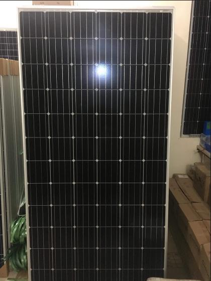 Hình ảnh Tấm pin năng lượng mặt trời 160W Mono+ jack mc4