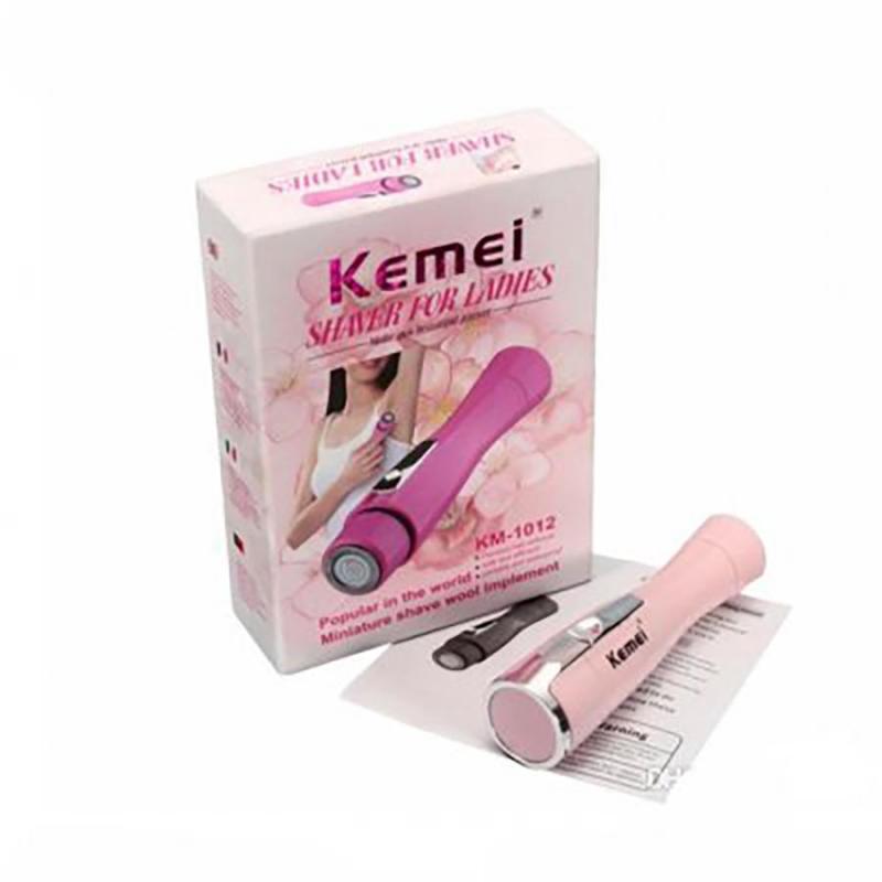 Máy cạo lông nách Kemei 1012 nhập khẩu