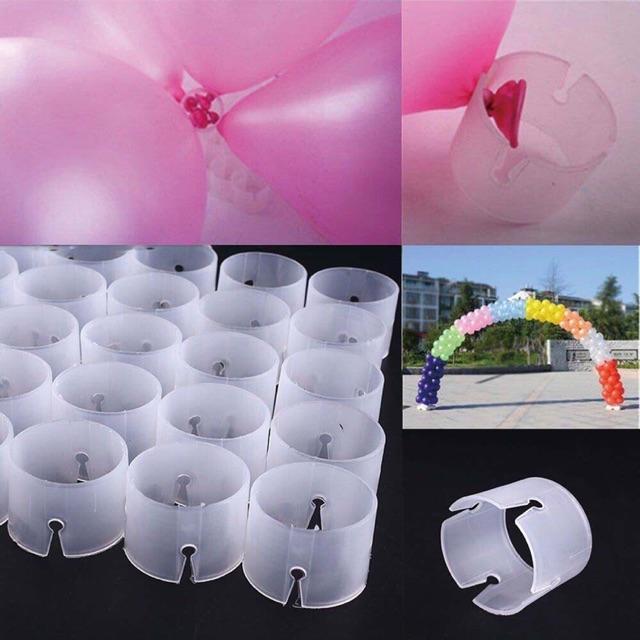 Hình ảnh Sét 10 dụng cụ kết cổng bóng, làm hoa, làm trụ bóng