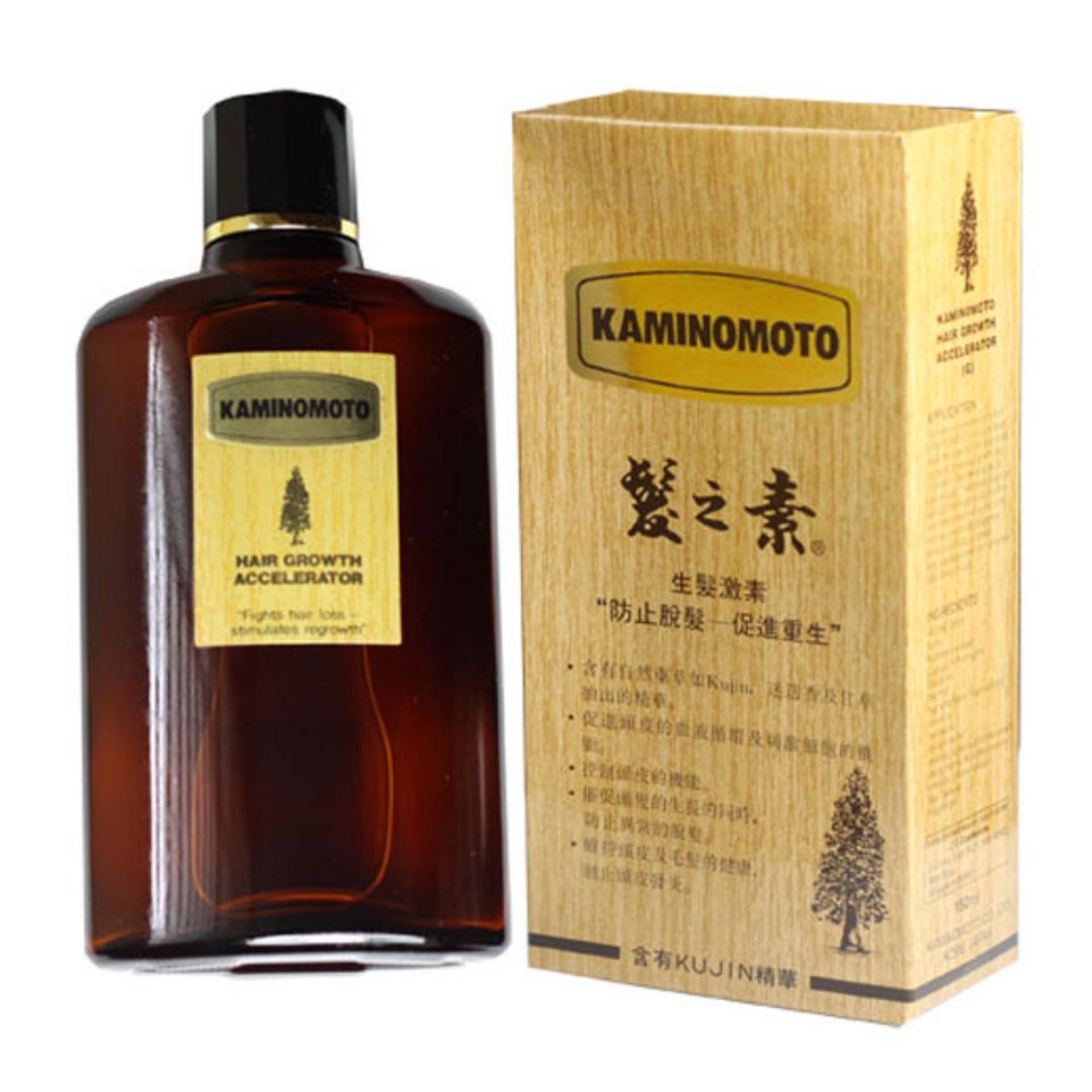 Hình ảnh Thuốc kích thích mọc tóc Kaminomoto Hair Growth Accelerator 150ml
