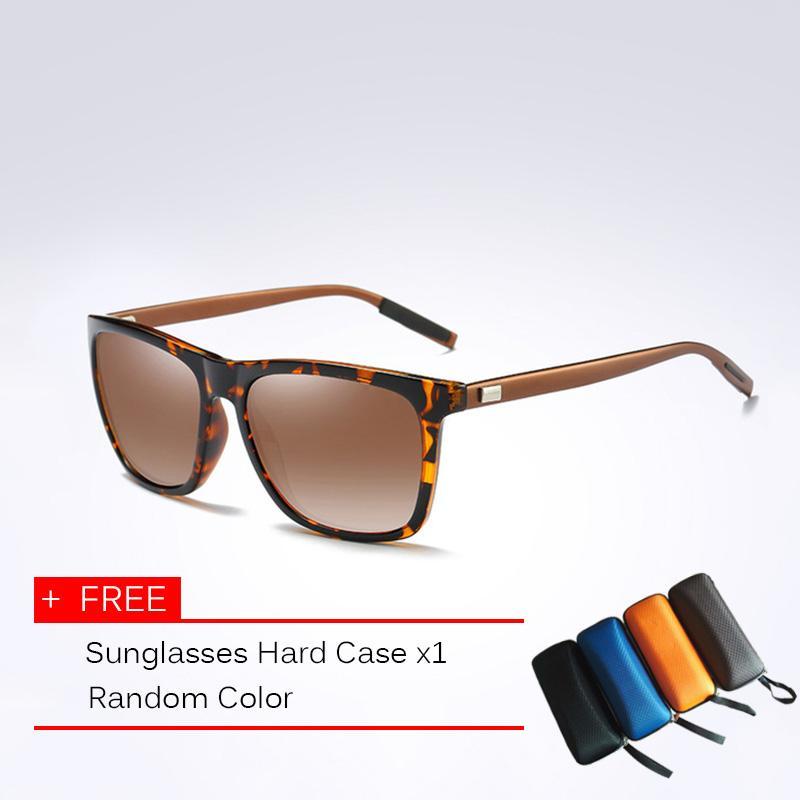 ab8b246cd056 Unisex Retro Aluminum Sunglasses Polarized Lens Vintage Sun Glasses For Men  Women sunglasses