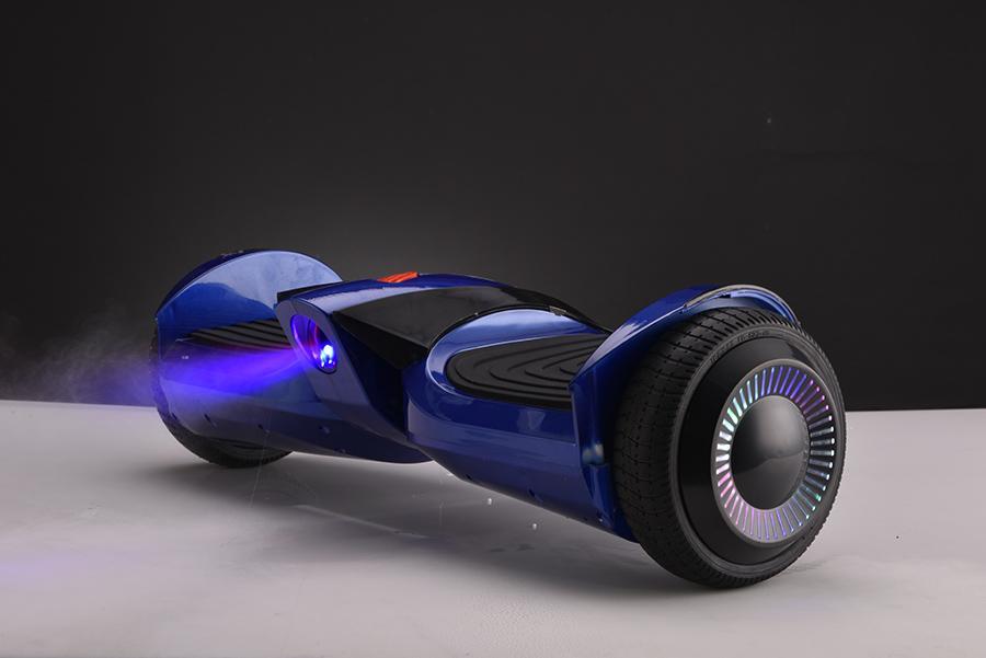 Xe điện cân bằng Homesheel F1 Xanh