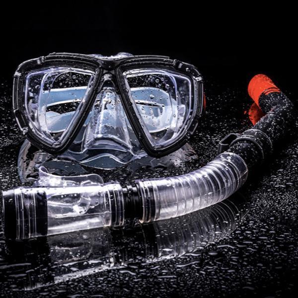 Hình ảnh Bộ kính lặn ống thở Swim Mask