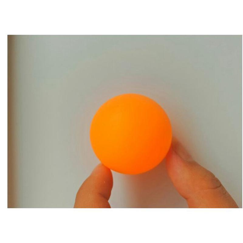 Yumiao หนึ่งชุด/144 Pcs ไม่มีคำ 38 มม. ลายกีฬาปิงปอง Ball การฝึกขั้นสูง Ping Pong Balls สีส้ม By Yantai Yunmiao Dianzi Shangwu Ltd.