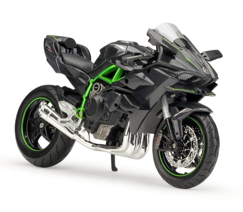 Xe Mo Hinh Tỉ Lệ 1 12 Moto Kawasaki H2R Maisto Maisto Chiết Khấu 30