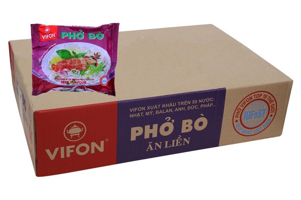 Cửa Hàng Thung 30 Goi Phở Vifon 65G Vifon Trong Việt Nam
