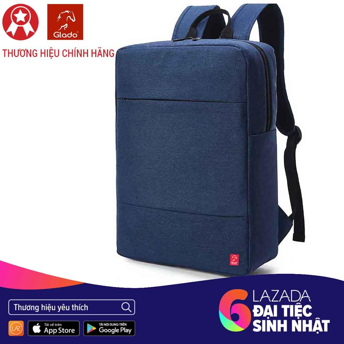 Mua Balo Laptop Glado Cylinder Mau Xanh Blc010 Hang Phan Phối Chinh Thức Rẻ Trong Hồ Chí Minh