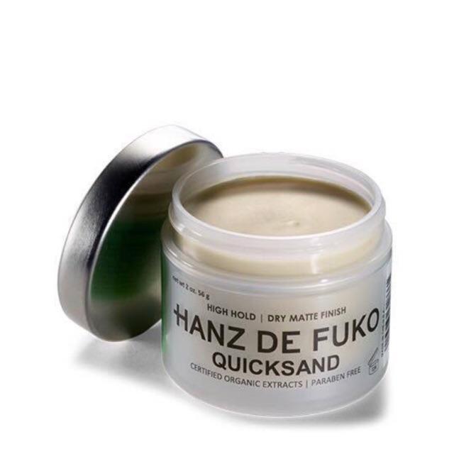 Hình ảnh Sáp Vuốt Tóc Hanz De Fuko QuickSand - siêu phẩm cho tóc mỏng
