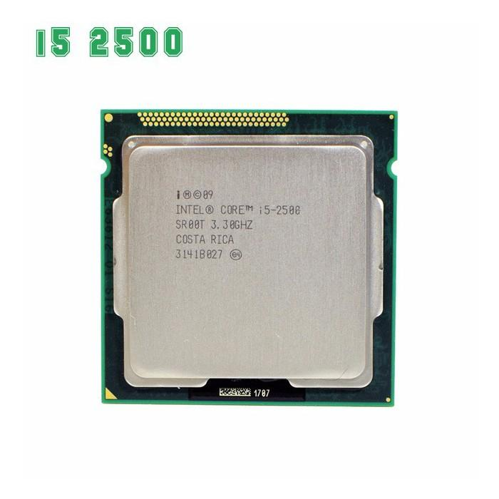 Hình ảnh Bộ Xử Lý Intel® Core™ I5-2500 6M Bộ Nhớ Đệm- Tối Đa 3-70 Ghz