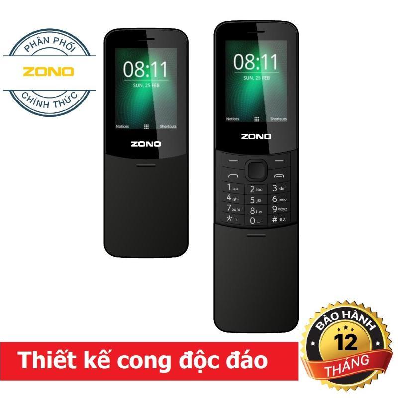 Điện thoại di động ZONO N8110 (2.4 inch) 2 Sim - Đen