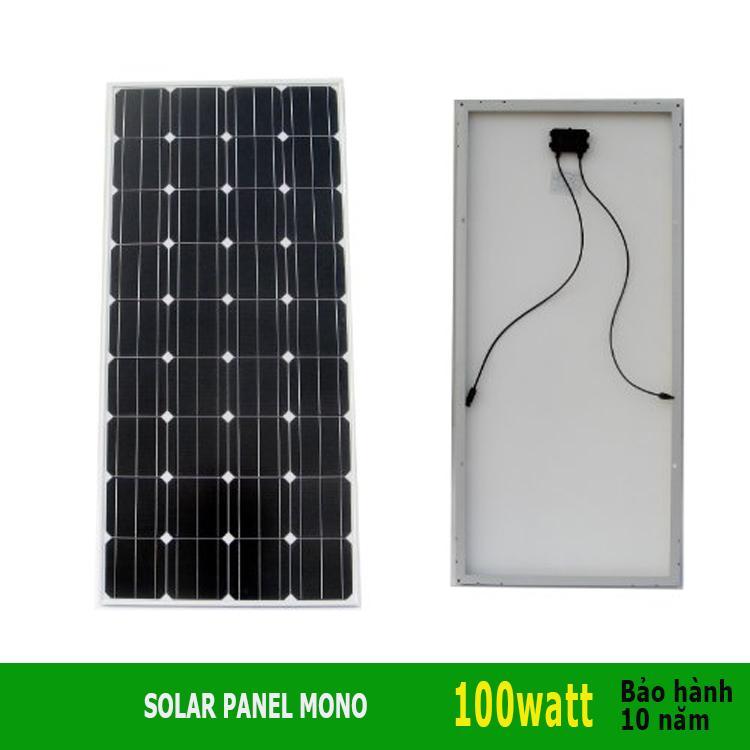 Hình ảnh Tấm pin mặt trời 110W Mono