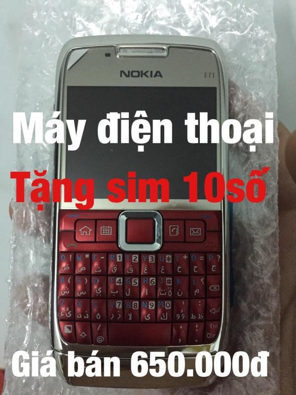 Máy điện thoại E71