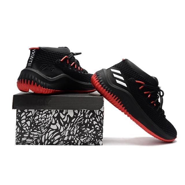 Hình ảnh Giày Adidas Dame 4 thể thao bóng rổ êm bền nhẹ