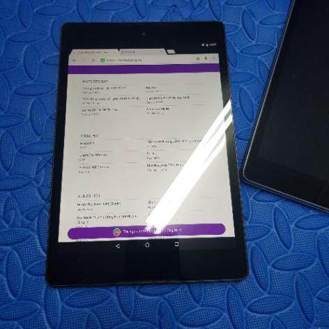 Hình ảnh Máy tính bảng Google Nexus 9 HTC