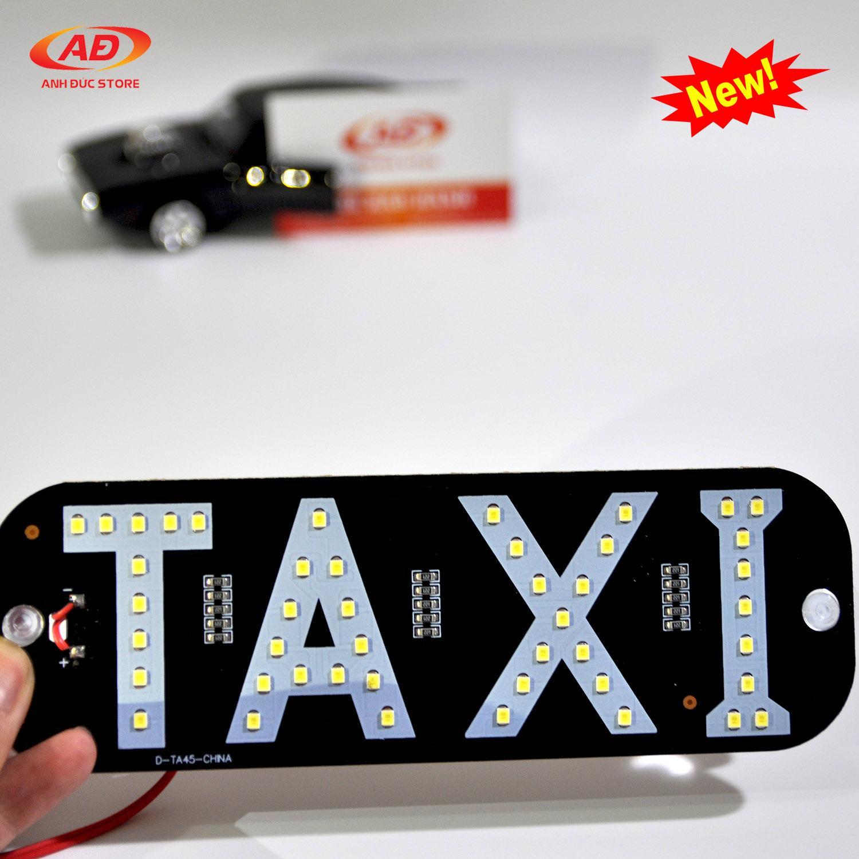 Cửa Hàng Đen Led Taxi Dinh Tren Kinh Lai Anh Đức Store Hà Nội