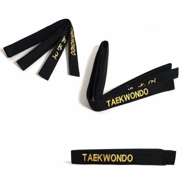 Hình ảnh Đai đen Taekwondo