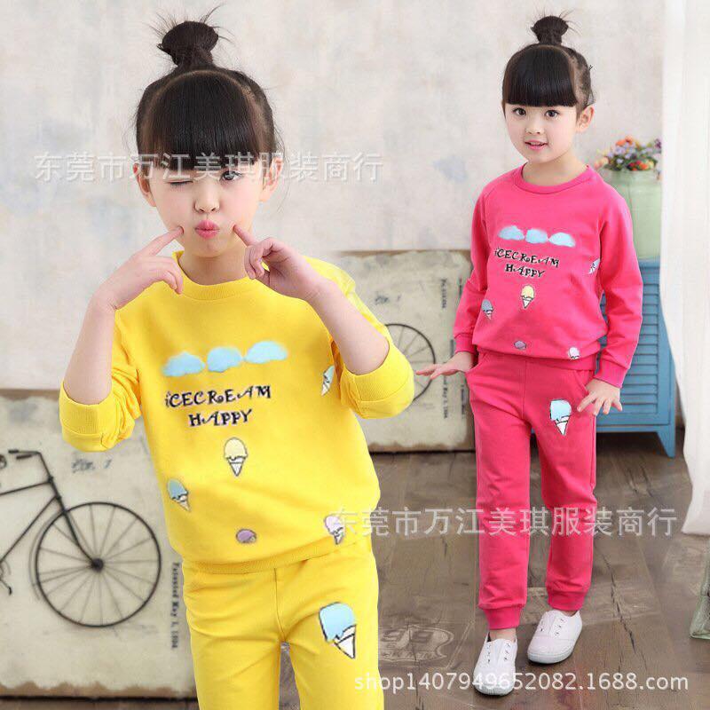 Hình ảnh bộ đồ bé gái nhỡ từ 18 đến 28kg (xem kỹ bảng sz dưới)