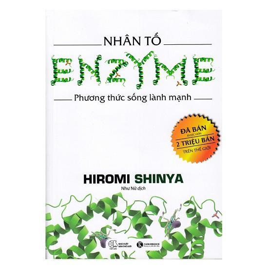 Mua Sách - Nhân Tố Enzyme - Phương Thức Sống Lành Mạnh