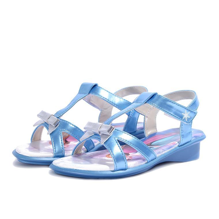 Giày Sandal Bé Gái Bitis Frozen Nữ Hoàng Băng Giá Dpb052011Xdg Xanh Dương Biti S Chiết Khấu