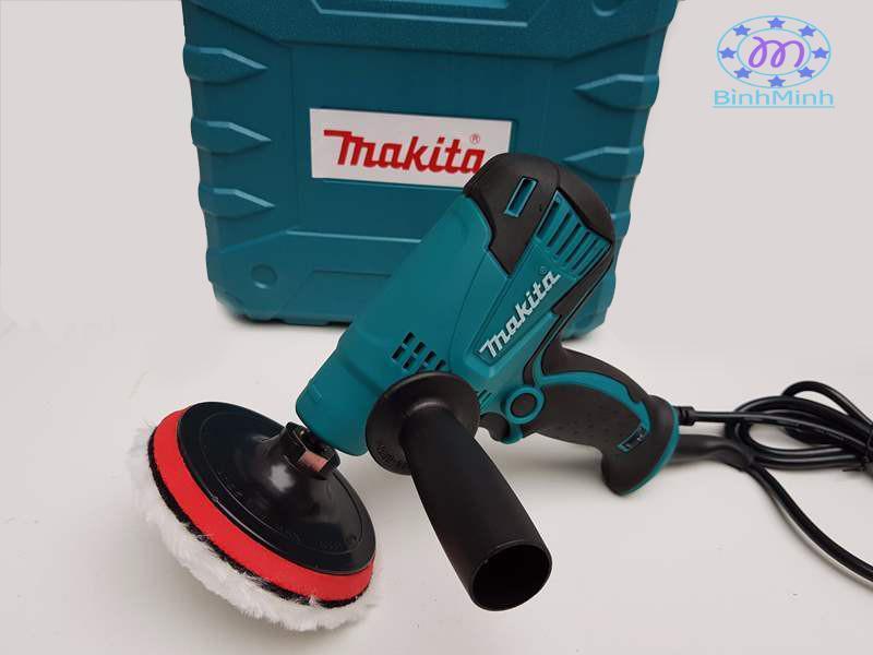 máy chà nhám + đánh bóng makita GV6010-600W